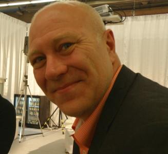 """Holger Reichard, einer von zwei Autoren der """"Männer im Kllimakterium"""""""