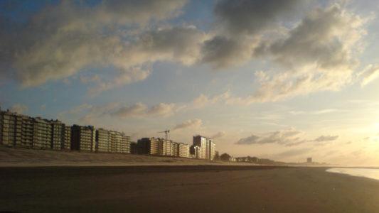 Entschleunigung in Oostende,