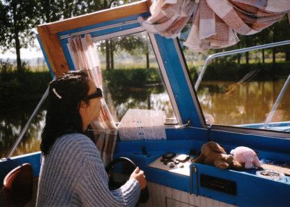 Auf der Vilaine, www.unruhewerk.de