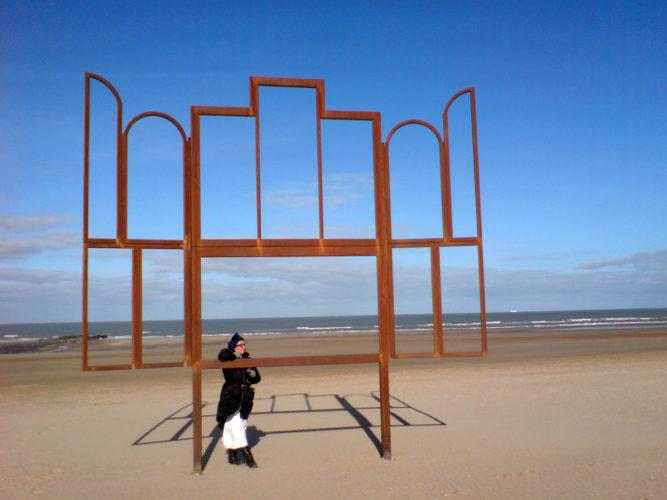 Homage an Jan Hoet, ich als Dolmetscherin zwischen Kunst und Welt
