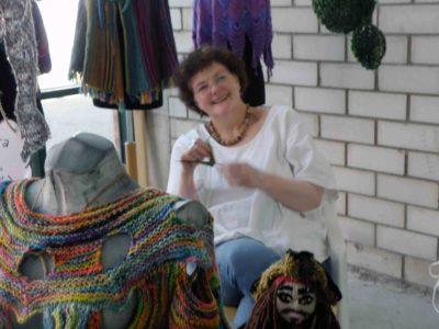Sommerfest Walzwerk Pulheim Verlag Texthandwerk. Sylvia Kilger von Oh! Wolle! aus Pulheim-Stommeln