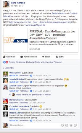 Unruhewerk, Älter werden, lebenslanges Lernen, Journalstin 50plus, Journalistin NRW
