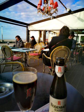 Oostende, Freiheit, Älterwerden, die Freiheit des Älterwerdens