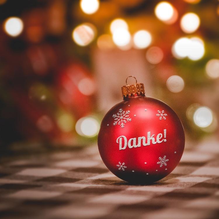 Weihnachten, Danke, Texthandwerkerin, edition texthandwerk, Unruhewerk