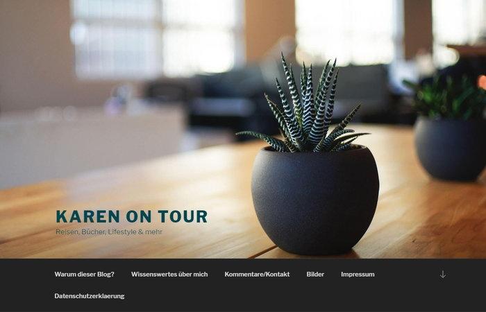 Karen on Tour, Blogs50plus, Netzwerk 50plus, Schreiben und Älterwerden, Bloggen und Älterwerden, Älterwerden, 50plus, 50+