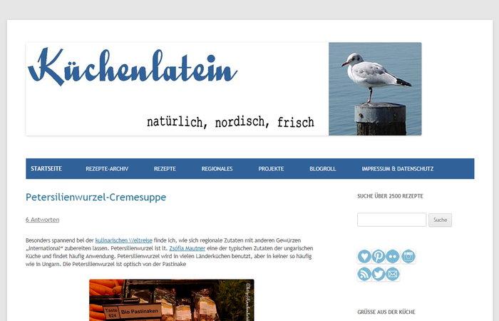 Küchenlatein, Ulrike Westphal, Älterwerden und Bloggen, Babyboomer, aktiv älter werden, Blogger 50plus