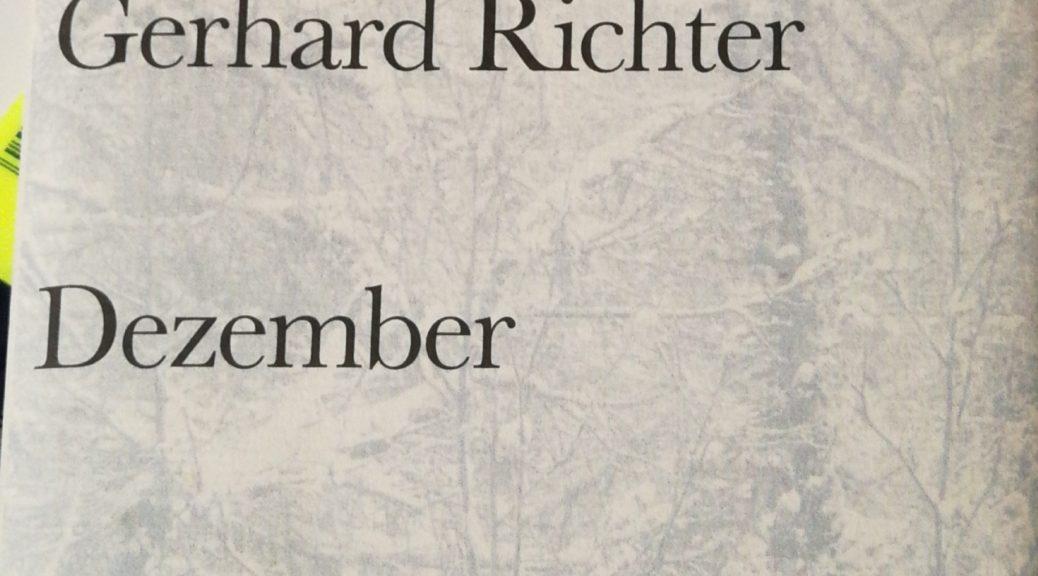 Eigensinn, Schreiben und Ältwerdern, Älterwerden und Eigensinn, das menschliche Maß, Alexander Kluge, Gerhard Richter, Mein Kompass ist der Eigensinn